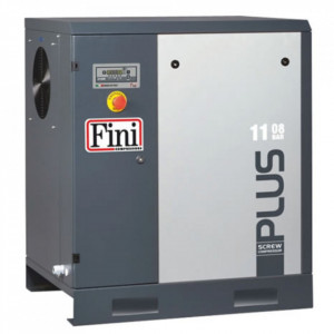 Compresor cu surub FINI Plus 11-08, debit 1650 litri/min