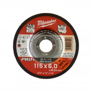 Disc polizat metal Milwaukee PRO+