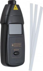 Dispozitiv fotoelectric de măsurare a turațiilor, afișaj led/laser