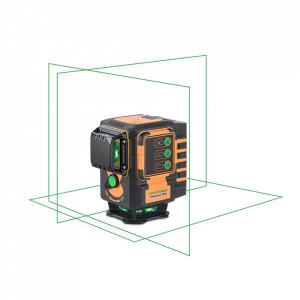 Geo6-XR GREEN SP - Nivela laser verde linii multiple