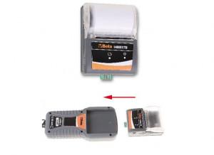 Mini imprimantă termică pentru testerul digital 1498TB/12 - 1498ST/TB