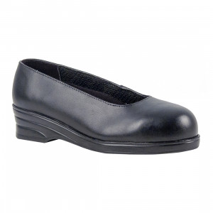 Pantofi de Dama Steelite S1, culoare Negru