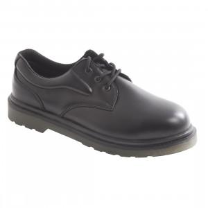 Pantofi Steelite SB cu Pernite de Aer, culoare Negru