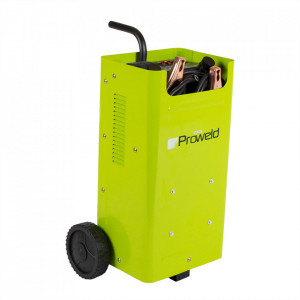 ProWELD DFC-350 redresor acumulatori 12V/24V, functie Start