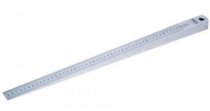 Rigla conica cu gradatii,DIM 0,5 - 10 mm, GRADATII 0.05 MM, ACURATETE ± 0.07mm, L 220, a 10, b 10.5