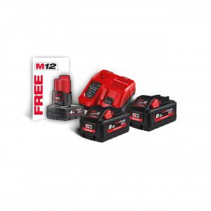 Set acumulatori M18™ High Output™