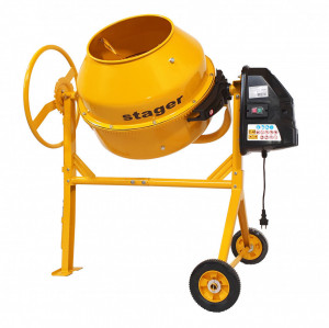Stager BE160 betoniera 160L, 650W
