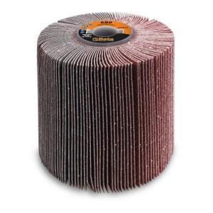 Tambur lamelar, cilindric, pentru masina de satinat, Ø100x100mm 11411