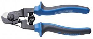 584/4BI Cleste de taiat cabluri de otel UNIOR, 180 mm