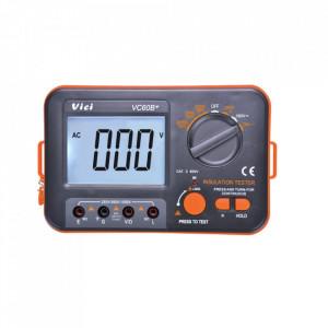 Aparat digital - măsurarea rezistenței de izolație - VC60B+