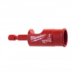 Burghie DIAMOND PLUS™ ¼″ pentru găurire umedă / uscată, 20 mm