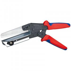 Cleste foarfeca pentru taiat plastic si canale de cabluri, KNIPEX, 275 mm