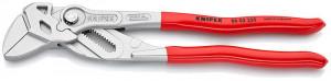 Cleștele-cheie KNIPEX, clește și cheie într-o singură unealtă, 250 mm
