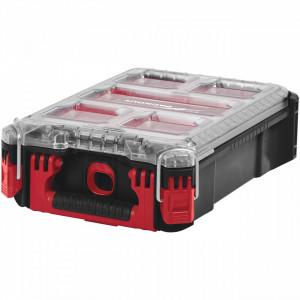 Cutie organizator compacta PACKOUT Milwaukee 4932464083, 250 x 380 x 120 mm, IP65