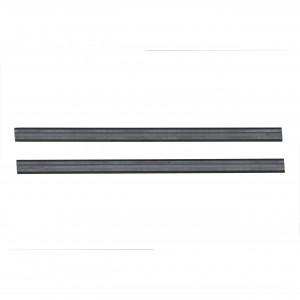Cuțite reversibile din carbură de tungsten. Două cuțite reversibile, adecvate pentru lemn de esență moale și tare 102 mm