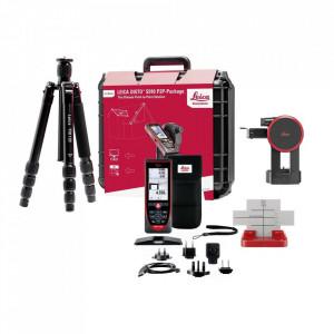 Disto Leica S910 Set cu trepied TRI 120 si FTA 360-S - P2P package - varianta nouă, 300 m