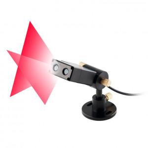 FPL C-10 - 2 Linii laser incrucisate - aplicatie industriala