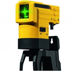 LAX 50 G - nivela laser linii cruce verde