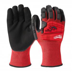 Mănuși de protecție la impact - nivel de tăiere 3/C Milwaukee