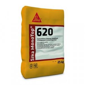 Masa de spaclu pentru inchiderea porilor Sika MonoTop-620, 25 kg