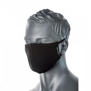 Mască Facială din tesătură Antimicrobiană cu 2 straturi (25buc)