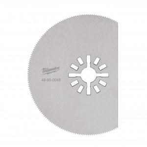 Pânză segmentată pentru tăiere la nivel, 80 mm. Pentru tăiere precisă și la nivel în lemn și plastic.