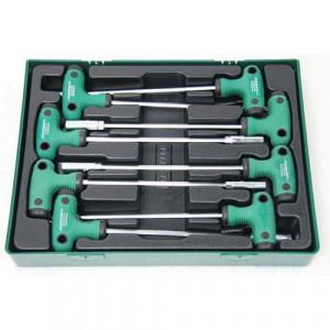 Set cheie T 3-13mm
