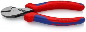 Sfic compact KNIPEX X-Cut® cu transmisie mare a forței, 160 mm