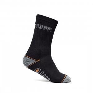 Sosete Safety 400 Sock Short - 3Pk B2201, culoare Gri