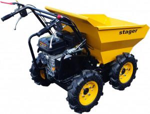 Stager RMT300 roaba cu motor termic 6.5CP, 300kg, 4roti