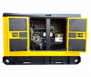 Stager YDY33S3 Generator insonorizat diesel trifazat 30kVA, 43A, 1500rpm