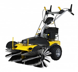 Texas Smart Sweep 800, Matura rotativa, benzina, 4.2CP, latime 800mm, autopropulsata, 3+1 viteze