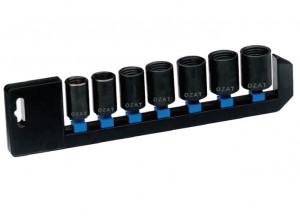 "Trusa capete tubulare de impact 1/2"" pentru demontat prezoane 17-26 mm/4 piese 17-26 mm / 4 piese"