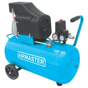 Compresor AIRMASTER AIR2SHU850, monofazat, debit 122 litri/min, butelie 50 litri