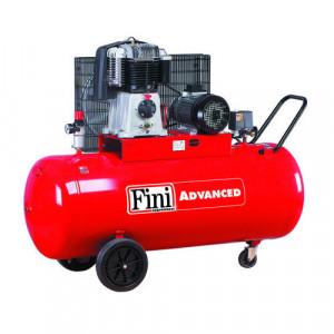 Compresor FINI BK114-270-5.5, trifazat, debit 348 litri/min, butelie 270 litri