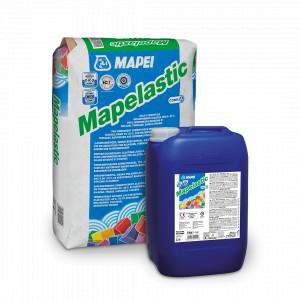 Hidroizolatie flexibila bicomponenta Mapei Mapelastic (A+B) 24+8 kg