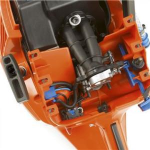 Masina de taiat cu disc Husqvarna K 760 with OilGuard, alimentare Motor termic