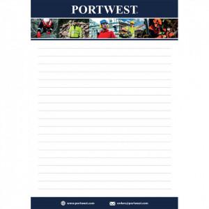 Memo Pad Portwest