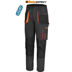 Pantaloni de lucru subțiri 7860G
