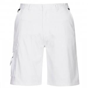 Pantaloni Scurti pentru Zugravi, culoare Alb