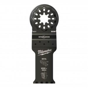 Pânză lemn & metal BiMetal 28 mm - 1 buc