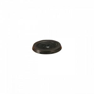 Placă de bază Ø 150 mm, 6 găuri. Dotată cu inel de cauciuc de rezervă Milwaukee, pachet 2 buc