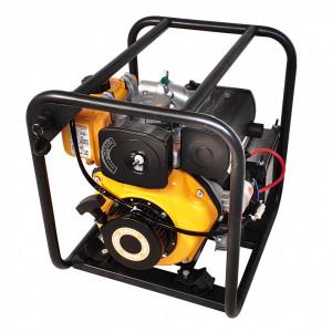 """ProGARDEN PD20E motopompa 2""""/50mm, diesel, apa curata, pornire electrica"""