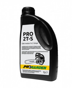 ProGARDEN PRO-2T-S Ulei motoare doi timpi, ambalaj plastic 1L
