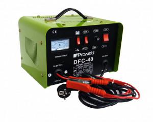 ProWELD DFC-40 redresor acumulatori 12V/24V, functie Start