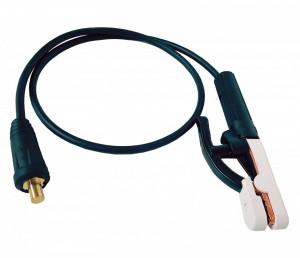 ProWELD MTS-300 cablu sudura 1.5m cu cleste electrod 300A, conector cablu 35-50