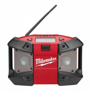 Radio de santier Milwaukee C12 JSR-0, livrat fara acumulator