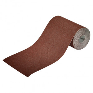 Rolă hârtie de şlefuire pentru lemn/metal 5 m x 115 mm