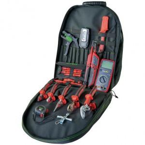 Rucsac cu scule HAUPA BackpackPro Operator 1000 V, 22 piese