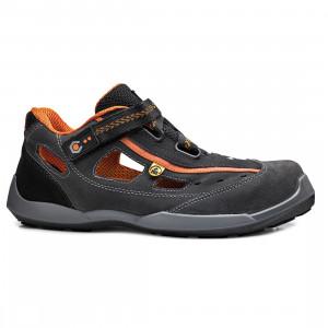 Sandale Aerobic Sandal S1P ESD SRC B0617, culoare Gri
